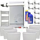 Baxi Platinum 33 Combi Boiler Central Heating Pack
