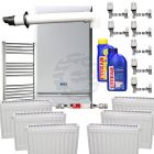 Baxi Platinum 40 Combi Boiler Central Heating Pack