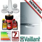 Vaillant ecoTEC Plus 832 Combi, Std Flue & Magnaclean Unbeatable Pack