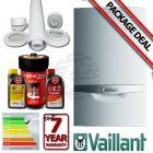 Vaillant ecoTEC Plus 835 Combi, Std Flue & Magnaclean Unbeatable Pack