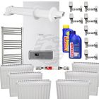 Glow-worm Energy7 30C Combi Boiler Central Heating Pack