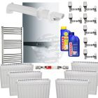 Vaillant ecoTEC Plus 832 Combi Boiler Central Heating Pack