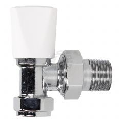 Evolve 15 mm Angled Wheel Head Valve