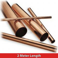 Copper Tube 15 mm  (2 Metre Length)