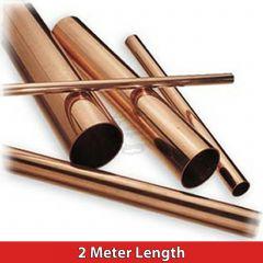 Copper Tube 15 mm  (2 Metre Length)