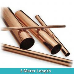 Copper Tube 15 mm (3 Metre Length)