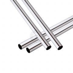 Chrome Plated Copper Tube 15 mm  (3 Metre Length)