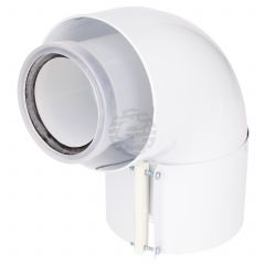 Glow-worm 90 Degree Flue Bend