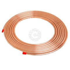 Microbore copper tube 10 mm X 10 metre coil