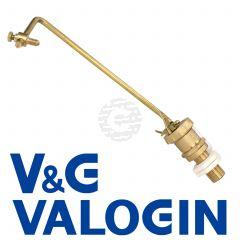 "V&G Part 2 1/2"" High Pressure Ballvalve"