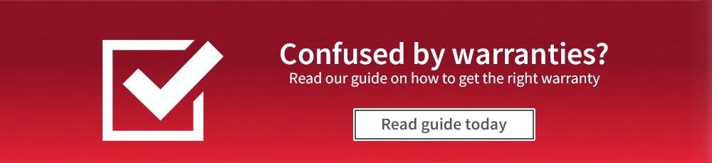 Confused by warranties?