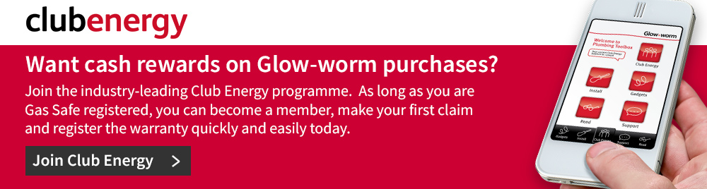 Want cash rewards on Glow-worm purchases?