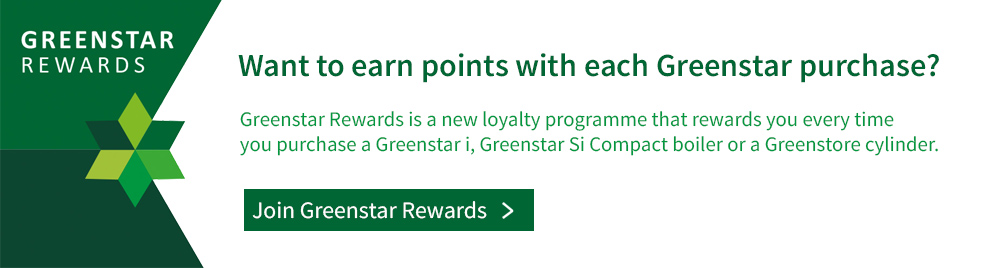 Want to earn points with each Greenstar purchase?