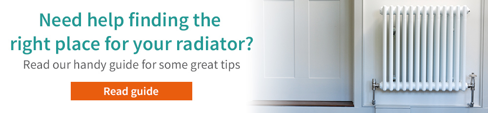 Need help finding the right place for your radiator?