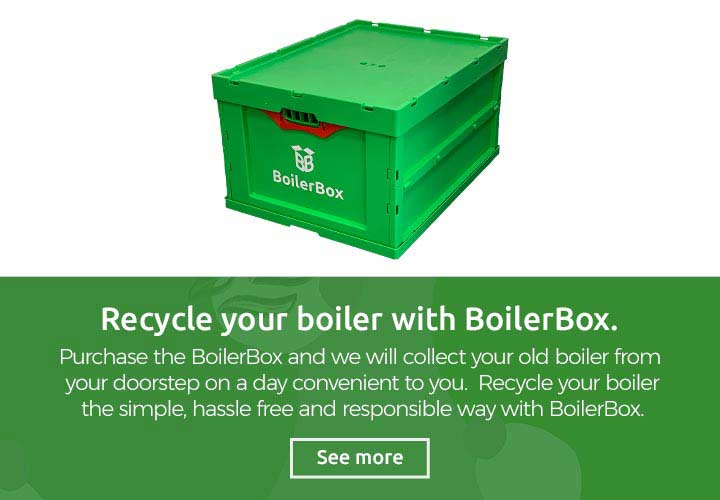 Recycle your boiler with BoilerBox
