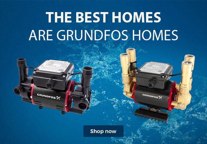 Grunfos - The Best Homes are Grundfos Homes