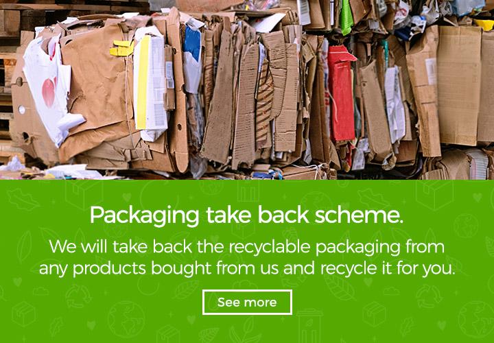 Packaging Take Back Scheme