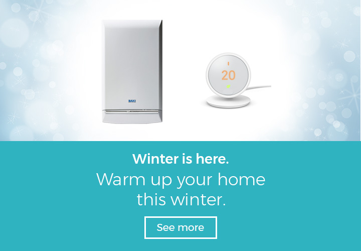 Warm up your home this winter