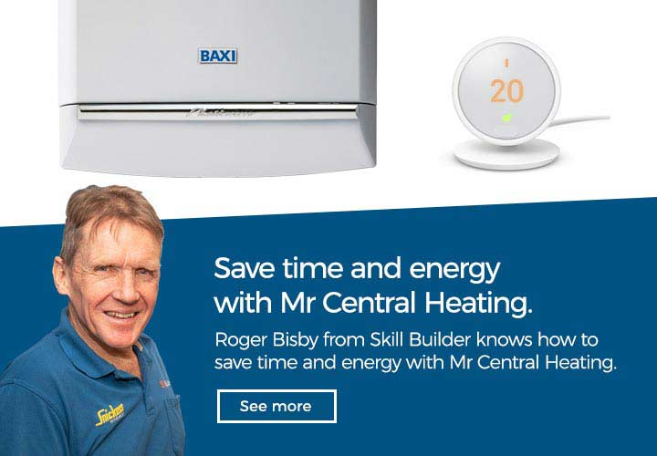 Save time and energy with Mr Central Heating.