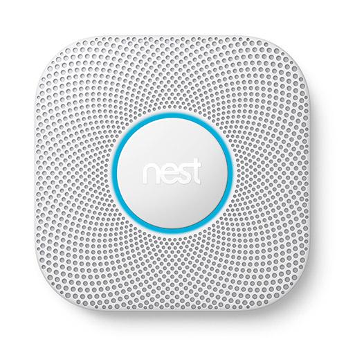 Google Nest Protect, 2nd Generation, Battery