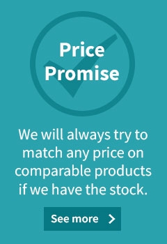 Price Match Promise Banner