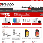 Compass new website - Trade Plumbing