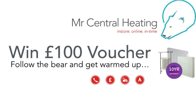 Facebook Competition - Win £100 Voucher