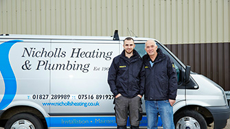 Fernox 50 Competition Winner - Rob Nicholls