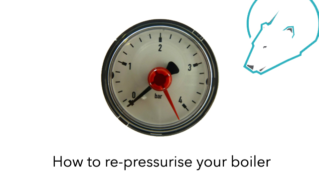How to re-pressurise your boiler using a Rigid Filling Loop