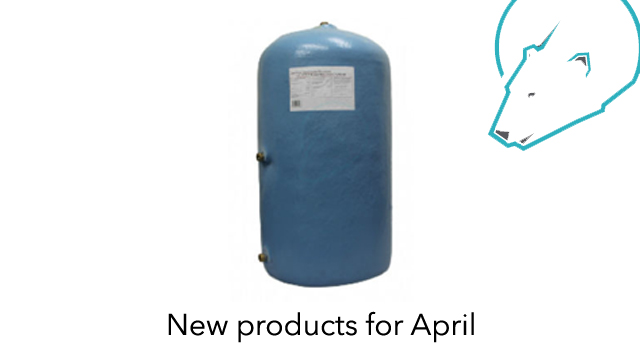 New central heating products - April 2015
