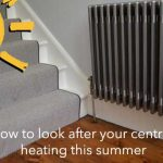 How to look after your central heating this summer