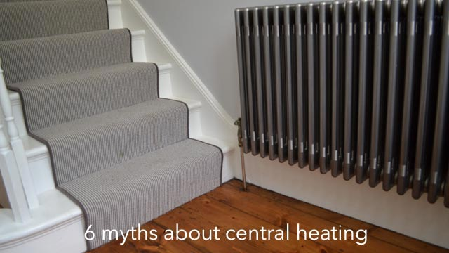 central heating myths top 6 mr central heating blog. Black Bedroom Furniture Sets. Home Design Ideas