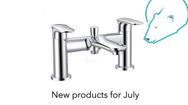 New products for July