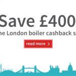 """London boiler scheme """"London Scrappage Scheme"""""""