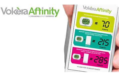 Vokera Rewards scheme - Affinity