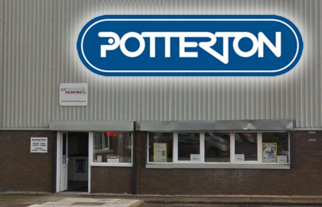 Replacement Potterton Boiler