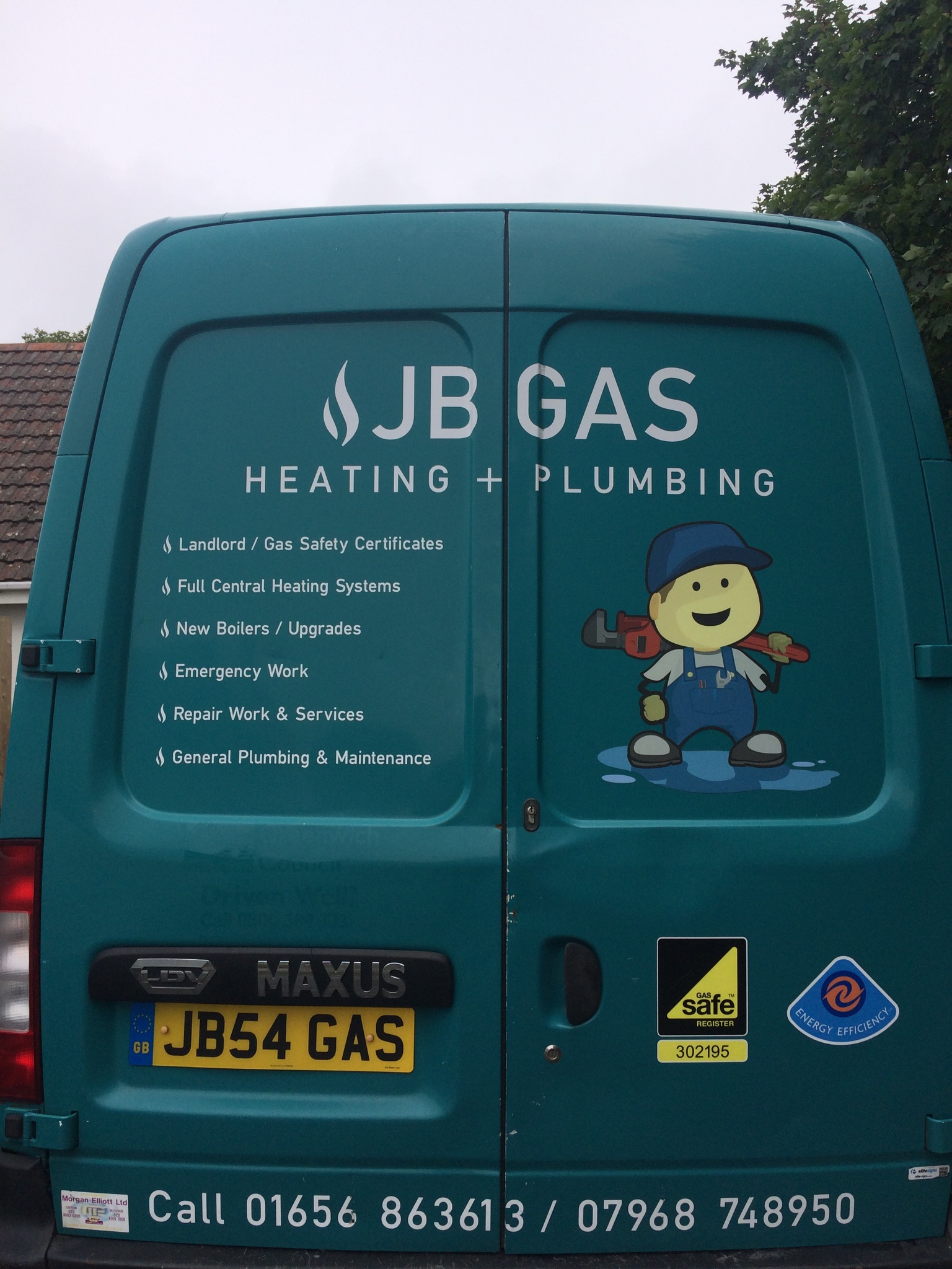 JB GAS - Mr Central Heating Installers